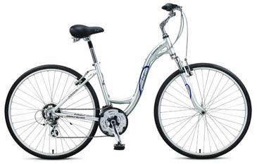 Fuji Crosstown Comfort Bike
