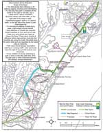 Waccamaw Neck Bikeway Map Bike The